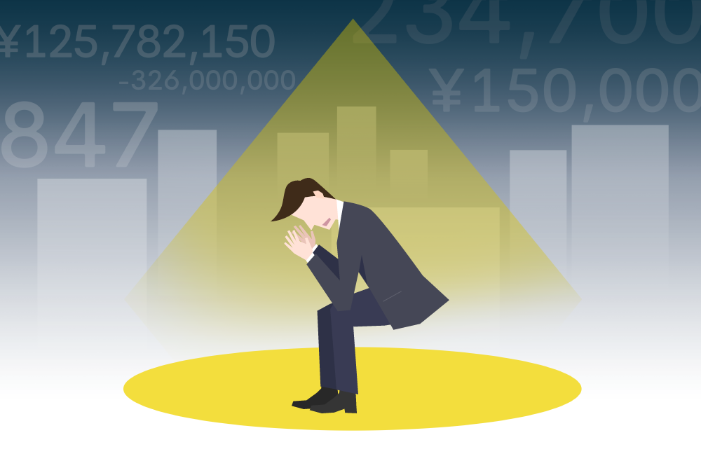 業績不振の原因と改善策