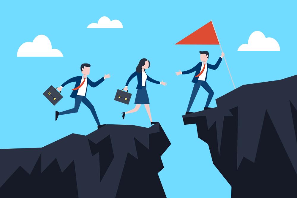 変化の波に流されない 経営者の変革力が会社を変える